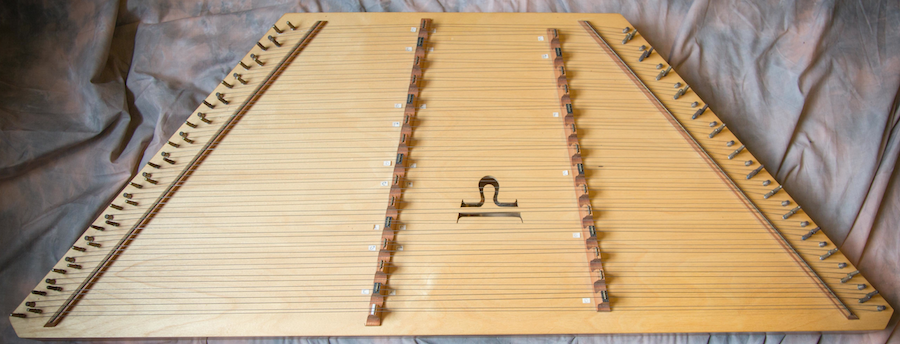 Fred Montague Hammered Dulcimer