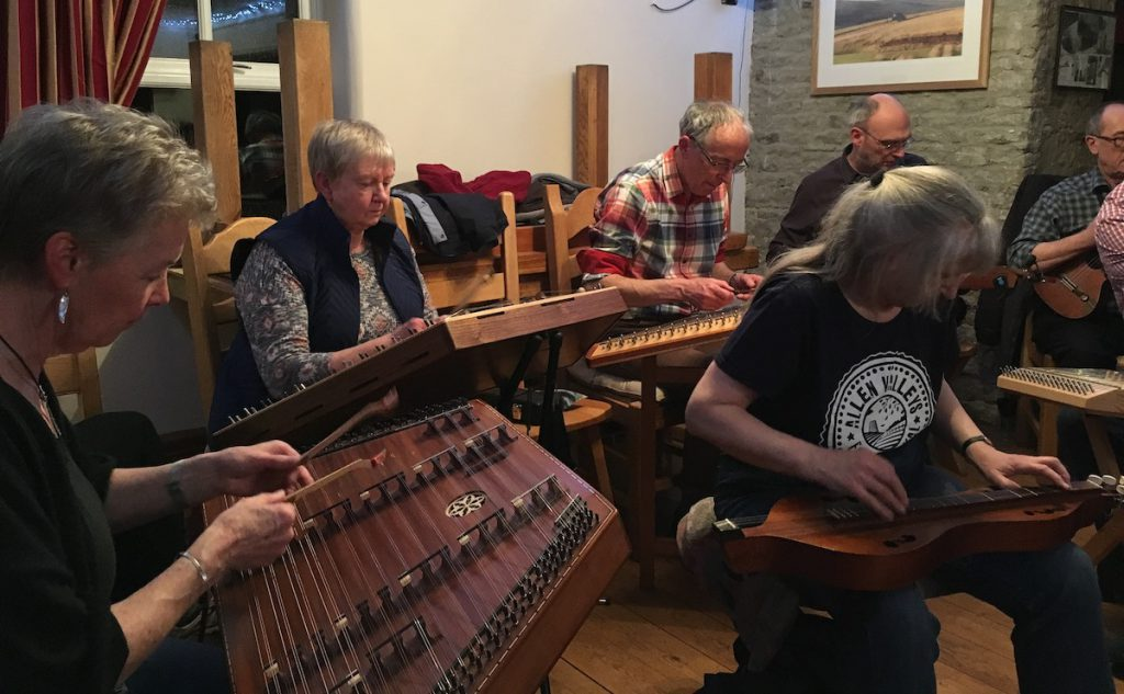 Spring Fling Dulcimer Session