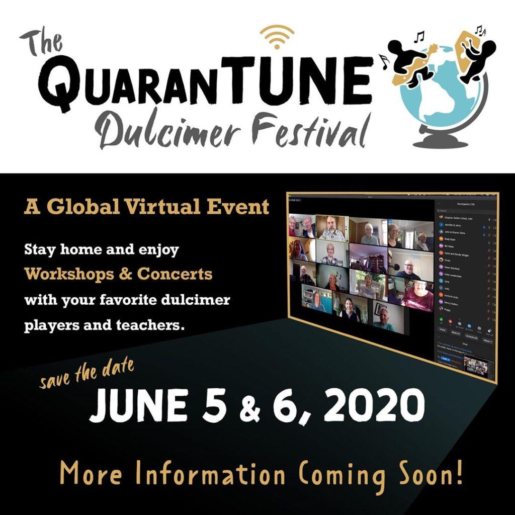 The QuaranTUNE Dulcimer Fesitval